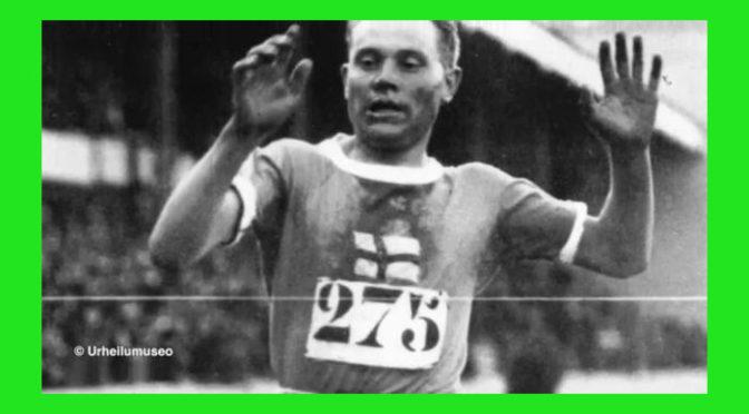 (Italiano) Paavo Nurmi