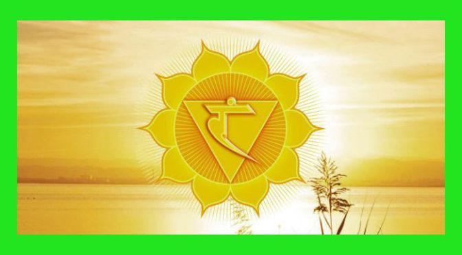 Manipura: il chakra del plesso solare