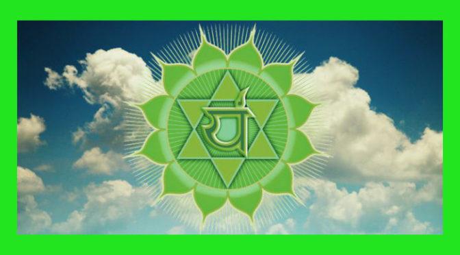 Anâhata: il chakra del cuore