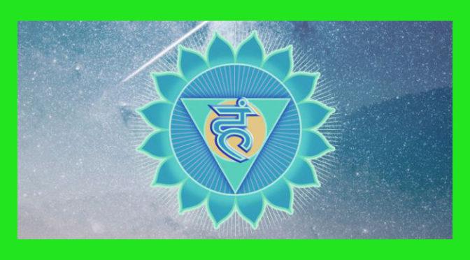 Vishuddha: il chakra del collo