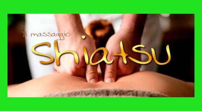 """(Italiano) Lo shiatsu, un dolce """"trattamento"""""""