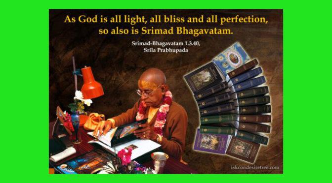 (Italiano) Srimad Bhagavatam