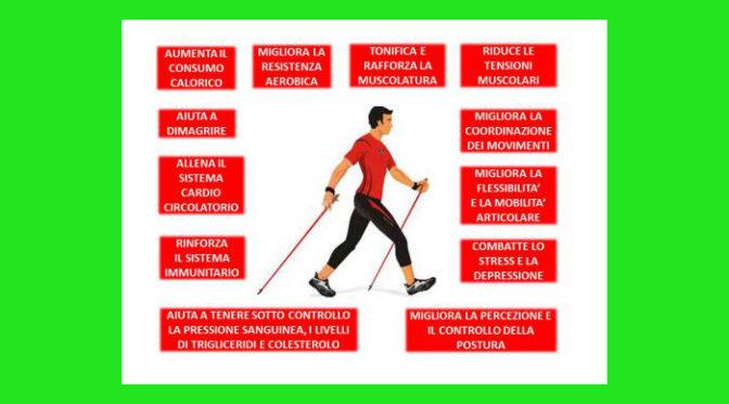 (Italiano) Nordic walking: benefici e tecnica della camminata nordica